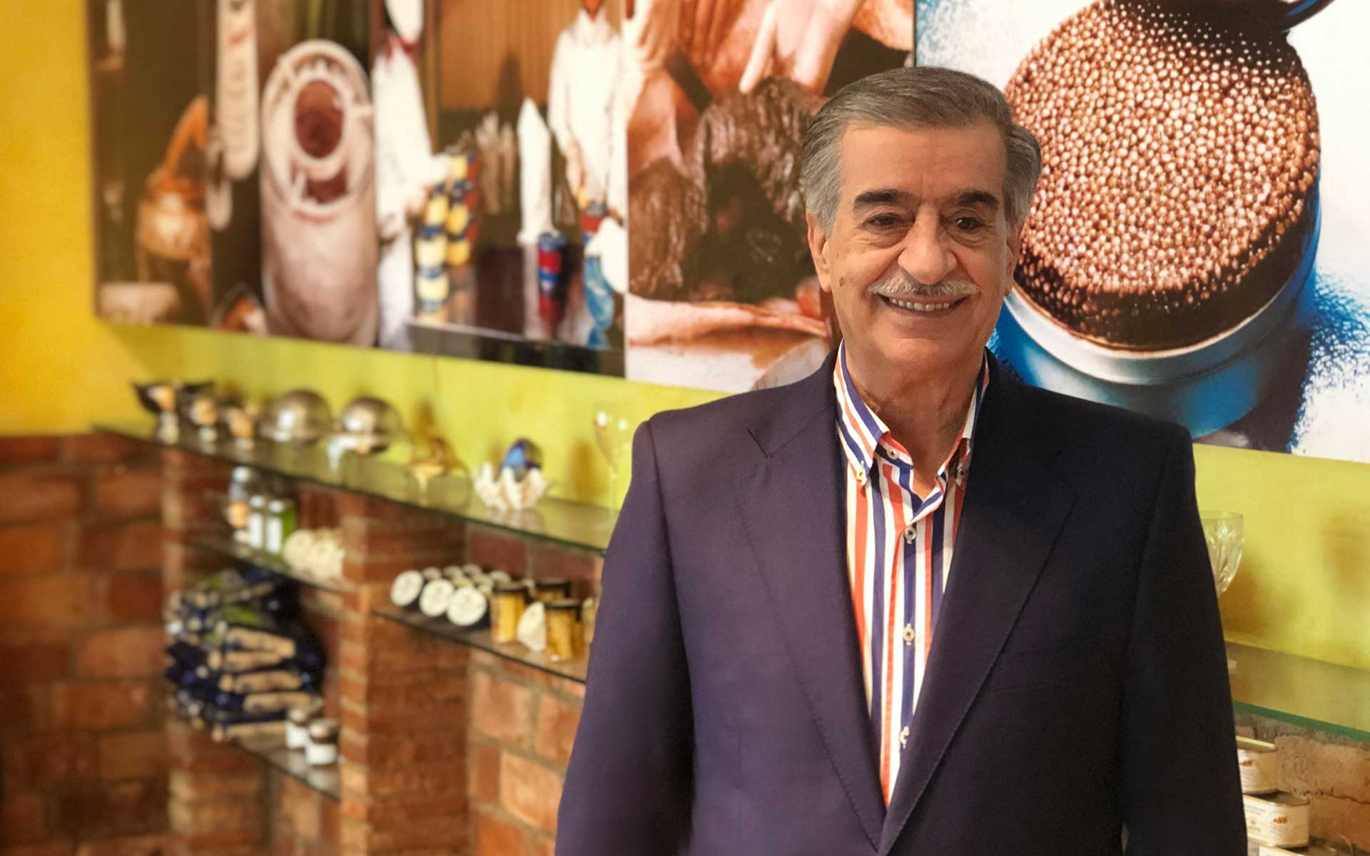 Abbas Nagahi, fundador de Black Pearl
