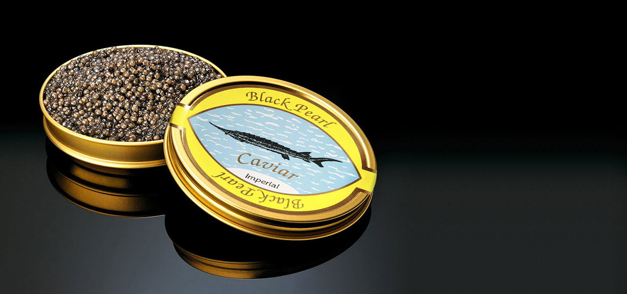 Caviar Black Pearl Imperial