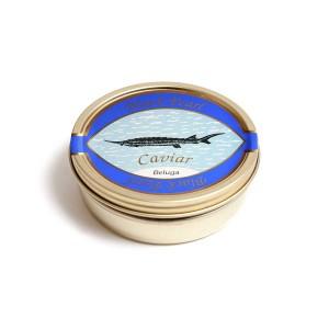 Lata de caviar Black Pearl Beluga