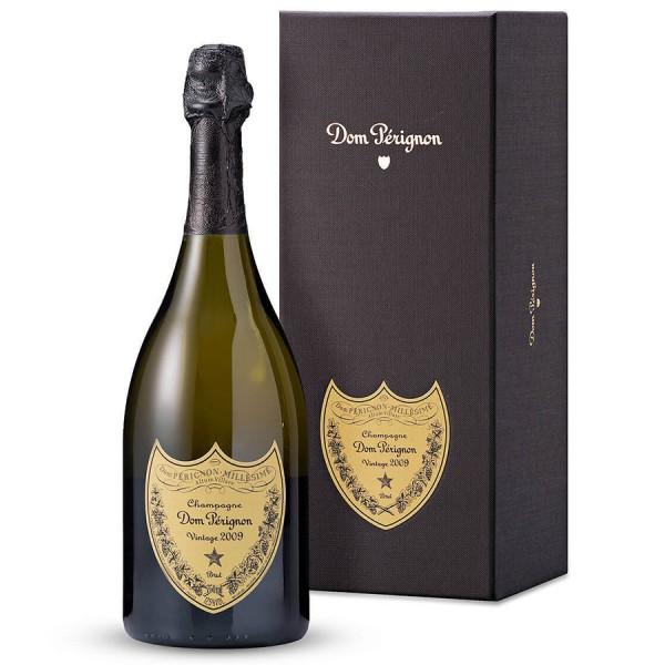 Estuche de Champagne Dom Perignon 2009